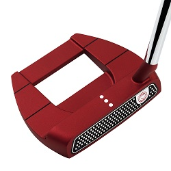 Odyssey O-Works Jailbird Mini S Red Putter
