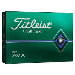 Titleist AVX Golfbolde