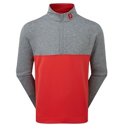 FootJoy Jersey Knit Colour Block Chill-Out Pullover