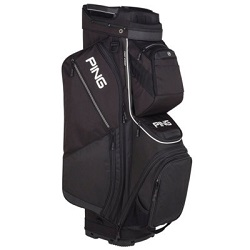 Ping Pioneer Vognbag (sort)