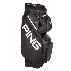 Ping DLX Vognbag (sort)