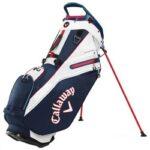 Callaway Fairway 14 Stand Bag (blå/hvid/rød)