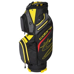 Cobra Ultralight Vognbag 2020 (sort/gul))