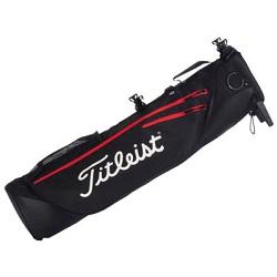 Titleist Premium Carry Bag (sort/rød)