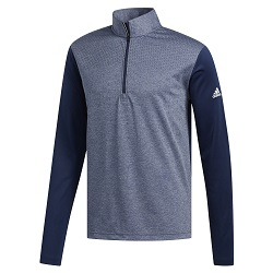 Adidas Lightweight UPF Golf Sweatshirt