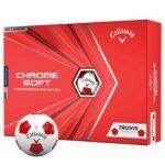 Callaway Chrome Soft Truvis Golfbolde