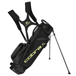 Cobra Ultralight Sunday Stand Bag (sort)