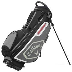 Callaway Chev Stand Bag (sort/grå/hvid)