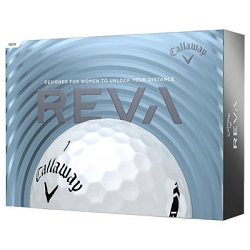 Callaway Ladies Reva Golfbolde